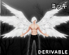 ! Triple Angel Wings