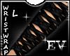 EV Bandage Wrap Bangle L
