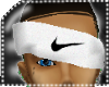 !LC™ Nike SweatBand Whit