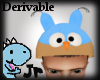 Derivable Boys owl Hat