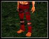 (Em) Red/Blk Sexy PantsM