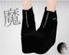 魔 Unif Daria Boot