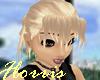 F> Blond Shorter Audrey