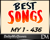 [DM] Best Songs