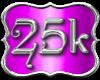 25k MBC Support Sticker
