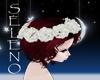 {Sel} White Hair Roses