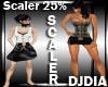 Avatar 25% Taller Scaler