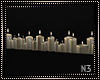 Long Candle Tray