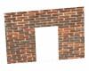 brick wall with doorway