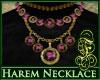 Harem Necklace Purple