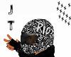 (JT) Riot Biker Helmet