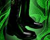 Biohazard Toxic Boots