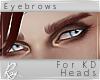 Garnet Fate Eyebrows