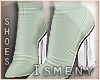 [Is] Mint Ankle Boots