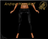 MW Ladies Leather Pants