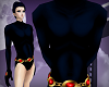 Teen Titans Raven Outfit