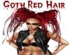 Goth Red Hair