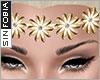 ::S::Gold Daisy Headband