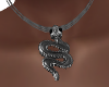 E*  Snake Necklace