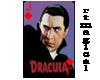 Dracula playing card