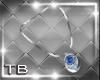 [TB] Blue Tanzanite/Silv
