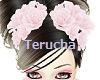 [TW]pink rose crown