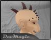*dm* Dragon Horns Red