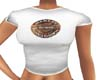 White Harley T-Shirt