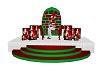 Christmas Throne V2