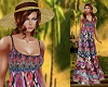 TF* BOHO Sundress Long
