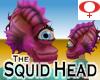 Squid Head -Womens v1a