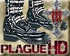 """(M)PLAGUE """"HD"""" BOOTS"""