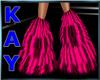 !M! Neon Pink Monster