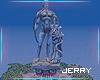 ! Underwater Statue