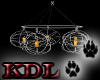 (KDL)Animated Chandelier