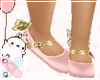 ♚ Kids Princess Flats