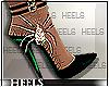 !H! Forest Queen Heels