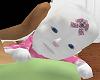 White Girl Furry Cradle