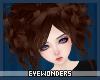 *E Chestnut Cyndi Hair