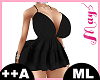 ++A-ML Bimbo Dress Lux