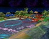 starry night water park