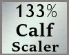 Scaler Calves 133% M A