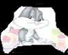 Baby Looney Tunes hold p