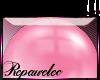 *R* Pink Pearl Sticker