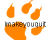 Imakeyouquit Was Here