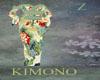 Kimono Olive Green