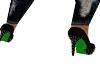 Mystic's Spiked heels