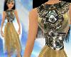Aztec Princess Gown