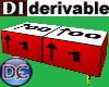 DI Club Sectional Dbl NP