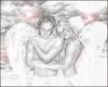 Angels backdrop scene